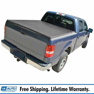Tonneau Cover Hidden Snap For Tacoma Pickup Truck Double Cab 5ft Bed