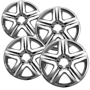 4 Pc Hub Caps Fits Chevy Impala 16 Inch Steel Wheel Replacement
