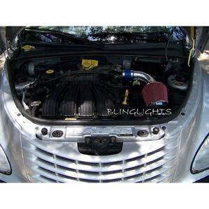 Carbon Fiber Performance Engine Air Intake For Chrysler Pt Cruiser I4 2 4l Motor