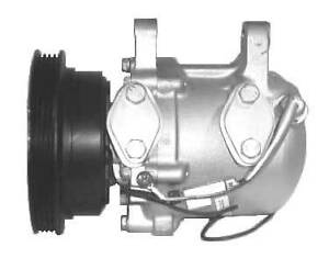 New A C Compressor With Clutch Ford Reman 92600 84a16 Fits Nissan Sentra 89 90