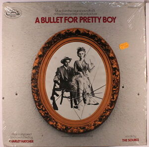 SOUNDTRACK: A Bullet For Pretty Boy LP Sealed (co) Soundtrack & Cast