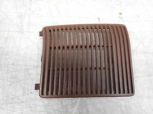 1990 Toyota Corolla Factory Dash Speaker Cover 55472 12060 Color Is Brown