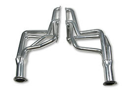 Flow Tech 31170flt Ceramic Header 1 5 8x3 Pontiac 400 455