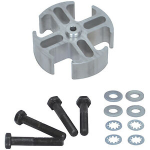 14548 Fal Engine Fan Spacer Kit Aluminum 1 Thick 5 8