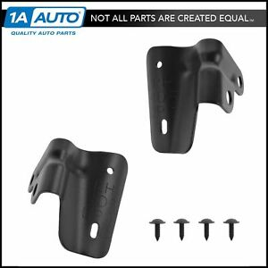 Oem Soft Top Bow Bracket Hardware Kit Lh Rh Sides For 07 12 Jeep Wrangler