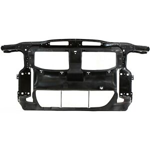 Radiator Support For 2006 Bmw 325i 2007 2013 328i Black Assembly