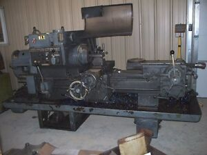 9408 Warner Swasey 5 Turret Lathe Turning Milling Equipment Used