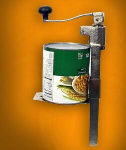 Brand New Mtn 1 Commercial Restaurant Heavy Duty Table 11 Large Can Opener