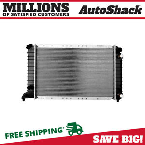 New Radiator For 94 99 2000 2001 2002 2003 Chevrolet S10 2 2l Gmc Sonoma 1531