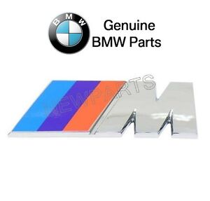 New Bmw E36 M3 Z3 M Coupe M Roadster Emblem m For Trunk Lid 51 14 2 250 811