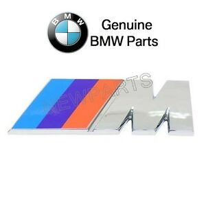 M3 Emblem In Stock Replacement Auto Auto Parts Ready To