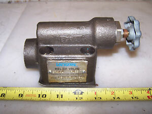 New Vickers Hydraulic Pressure Relief Valve Cg03fv10s81 Cg 03 fv 10 S81