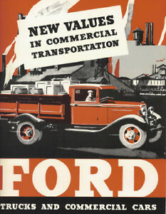 Ford Pickup Truck Steel Running Board Set 1933 1934 Made In Usa