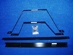 Center Console Mounting Bracket Kit Only For P71 Crown Victoria Police Vehicle