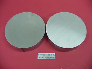 2 Pieces 7 Aluminum 6061 Round Rod 5 8 Long T6511 Solid Extruded Bar Stock