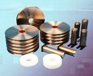 Rotary Lift 4 post Lift Complete Pulley Pin Set Fc5516