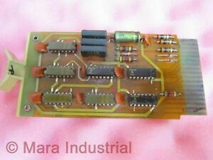Landis Tool A 86541 A86541 Ifm Pc Board Used
