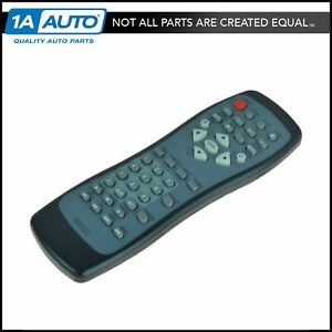 Oem 22797471 Factory Headrest Dvd Remote Control For Buick Cadillac Chevy Gmc