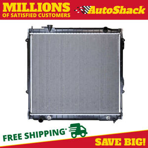 New Direct Fit Complete Aluminium Radiator For 95 04 Toyota Tacoma 2 7 L4 3 4 V6