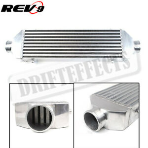 Universal Type m Turbo Aluminum Intercooler 350hp 2 5 Inlet Outlet 20 x2 5 x6