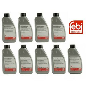 9 Liters Automatic Transmission Hydraulic Oil Fluid Atf Iii For Mercedes Mb Spec