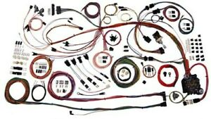 1968 69 Chevrolet Chevelle Classic Wiring Complete Update Kit 510158