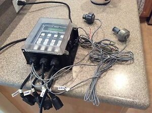 Cascade Water Sampler Ca lcfb 2e 5 Terminal Monitoring Display Device Sale 199