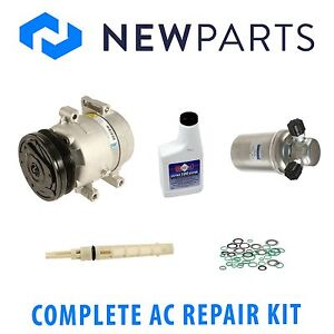For Chevrolet Corvette 97 99 Complete Ac A c Repair Kit W Compressor Clutch