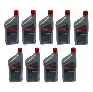 9 Quarts For Honda Automatic Transmission Oil Fluid Atf Dw1 Acura Sterling