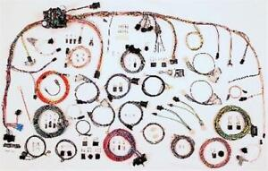 1973 82 Chevy Truck Classic Update Wiring Harness Complete Kit 510347