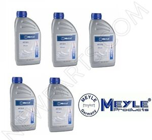 5 Liters Pack Automatic Transmission Oil Fluid For Mercedes