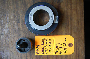 Kees 47 15 X Master Dyer 47 1 47 2 Mm Bore Gage Gauge Setting Ring Measuring