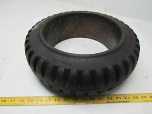 Us Innacushion 15 1 2 x5 x10 Press On Solid Rubber Traction Forklift Tire Wheel