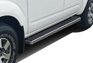 Iboard Running Boards 4 Fit 05 19 Nissan Frontier Equator Crew Cab