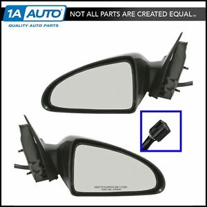 Heated Mirrors Pair For Chevy Malibu 2006 06 2007 07