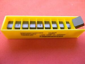 Kennametal Ceramic Turning Inserts Sngn120712t01020 Sng453t0420 Ky1525 Qty 10