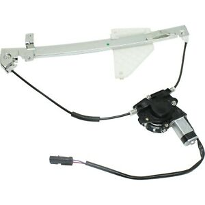 Power Window Regulator For 2001 2004 Jeep Grand Cherokee Rear Right With Motor