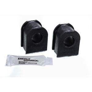 Energy Suspension Sway Bar Bushing Kit 5 5113g 875 Front Black For A Body