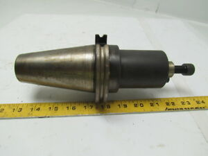 Parlec C50 10sm4 Cat 50 Shell Mill Tool Holder 1 Pilot 4 Projection Length