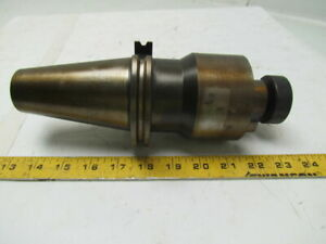 Parlec C50 15sm4 Cat 50 Shell Mill Tool Holder 1 1 2 Pilot Turned Down