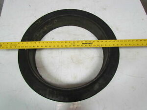 Bearcat 26 x5 x20 Press On Solid Rubber Smooth Forklift Tire Wheel