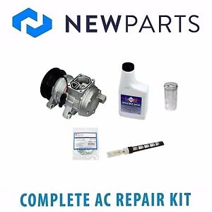 For Jeep Wrangler Tj 2000 2005 4 0l Ac A c Repair Kit W Compressor