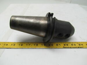 Cat 50 Weldon Style End Mill Tool Holder 1 Bore 4 Proj