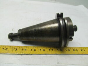 Cat 50 Shell Mill Tool Holder 3 4 Pilot 1 1 4 Projection