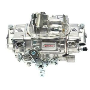 Quick Fuel Carburetor Sl 750 vs Slayer 750 Cfm 4bbl Vacuum Secondary Polished