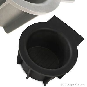 Front Console Drink Cup Holder Insert Fits F 150 Expedition Navigator Premium