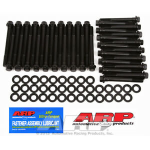 Arp Cylinder Head Bolt Set 135 3602 Performance Hex Chromoly For Chevy 348 409w