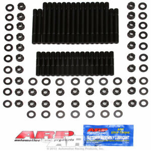 Arp Cylinder Head Stud Kit 134 4001 Hex Head Chromoly For Chevy 265 400 Sbc