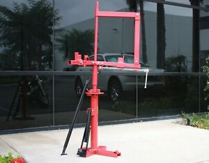 New 2 In 1 Auto Car Tire Changer With Motorcycle Attachment Atv Wheel Demount