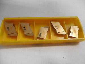 Kennametal Ng4125l Ku30t Top Notch Carbide Grooving Inserts Qty 5 Usa 2599549